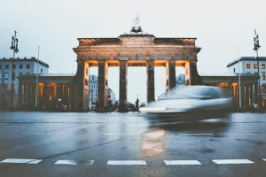 Berlijn vanaf Eindhoven