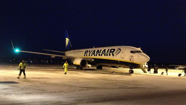 RyanAir Eindhoven